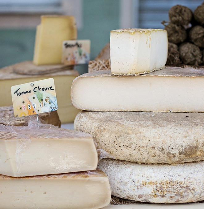 fromager carré